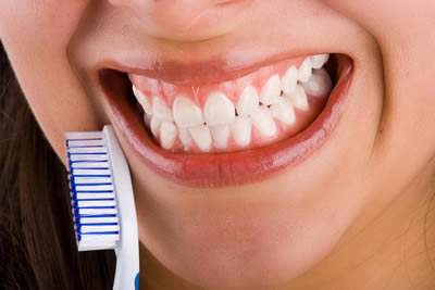 Help may be at hand (or is that tooth?) for people with gingivitis and other oral problems.